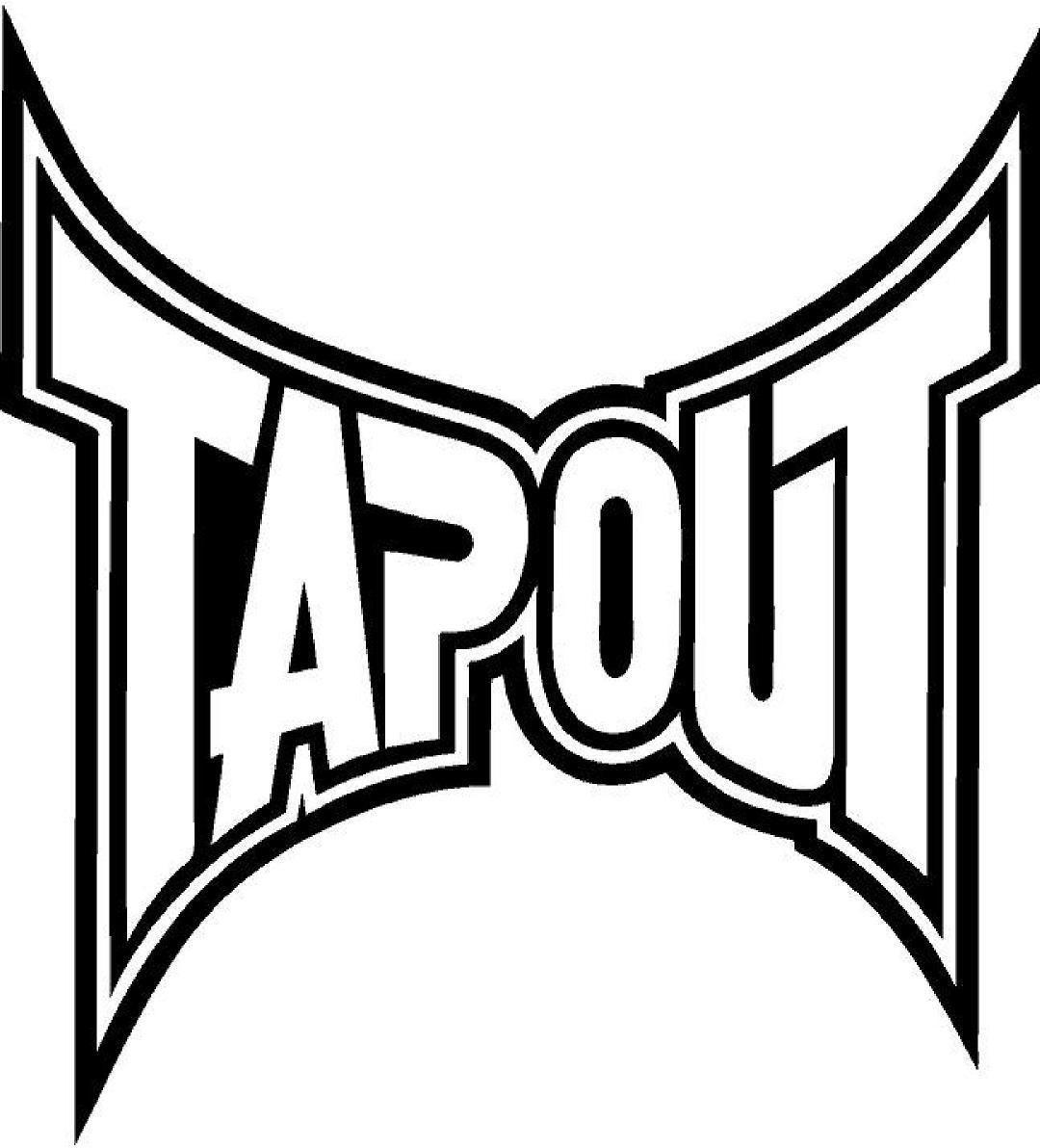 0 99 Tapout Vinyl Decal Sticker Free Shipping Ebay Home Garden Vector Logo Vinyl Decals Logos [ 1192 x 1080 Pixel ]