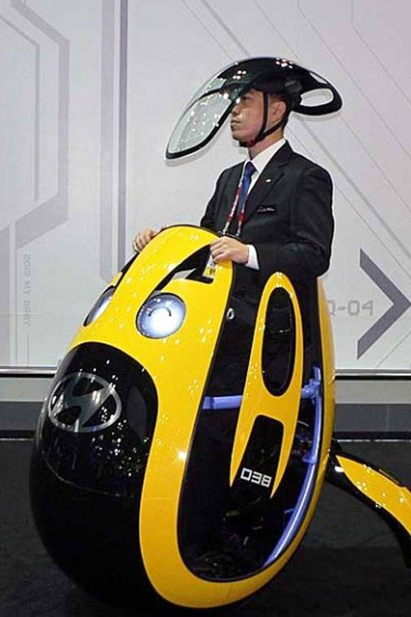 10 Of The Most Amazing Personal Transport Vehicles