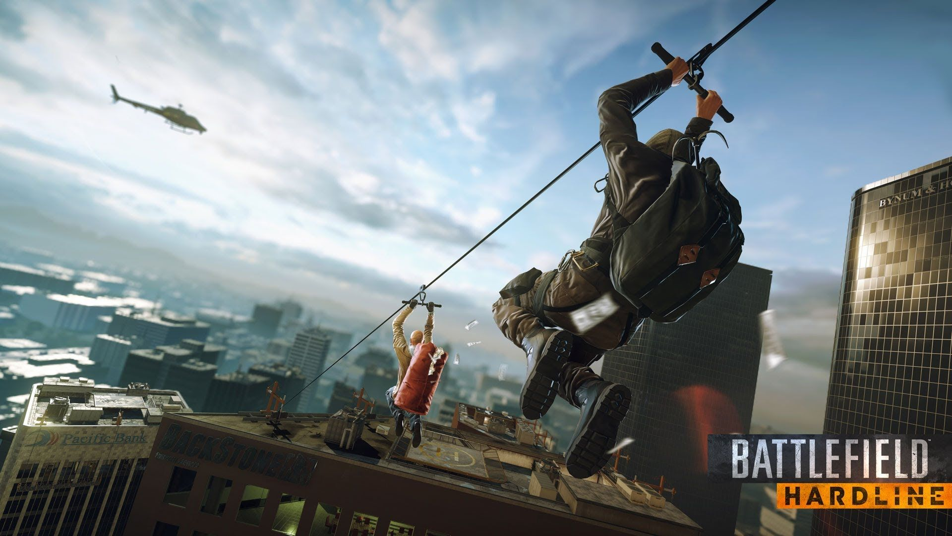 Battlefield Hardline 6 Minutes Of Multiplayer Gameplay With