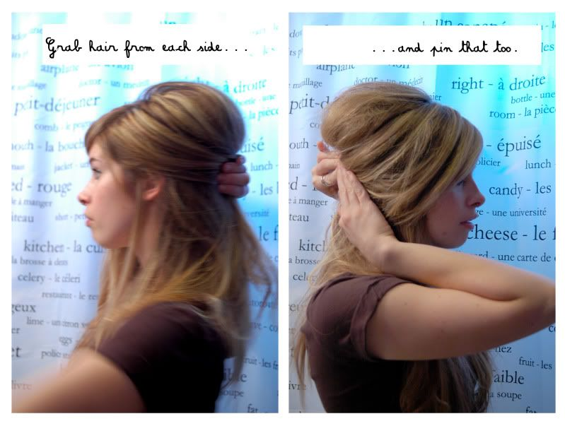 How Should I Style My Hair Hairdo Howto #2 Le Grand Bouffant  Hair Adorableness  Pinterest