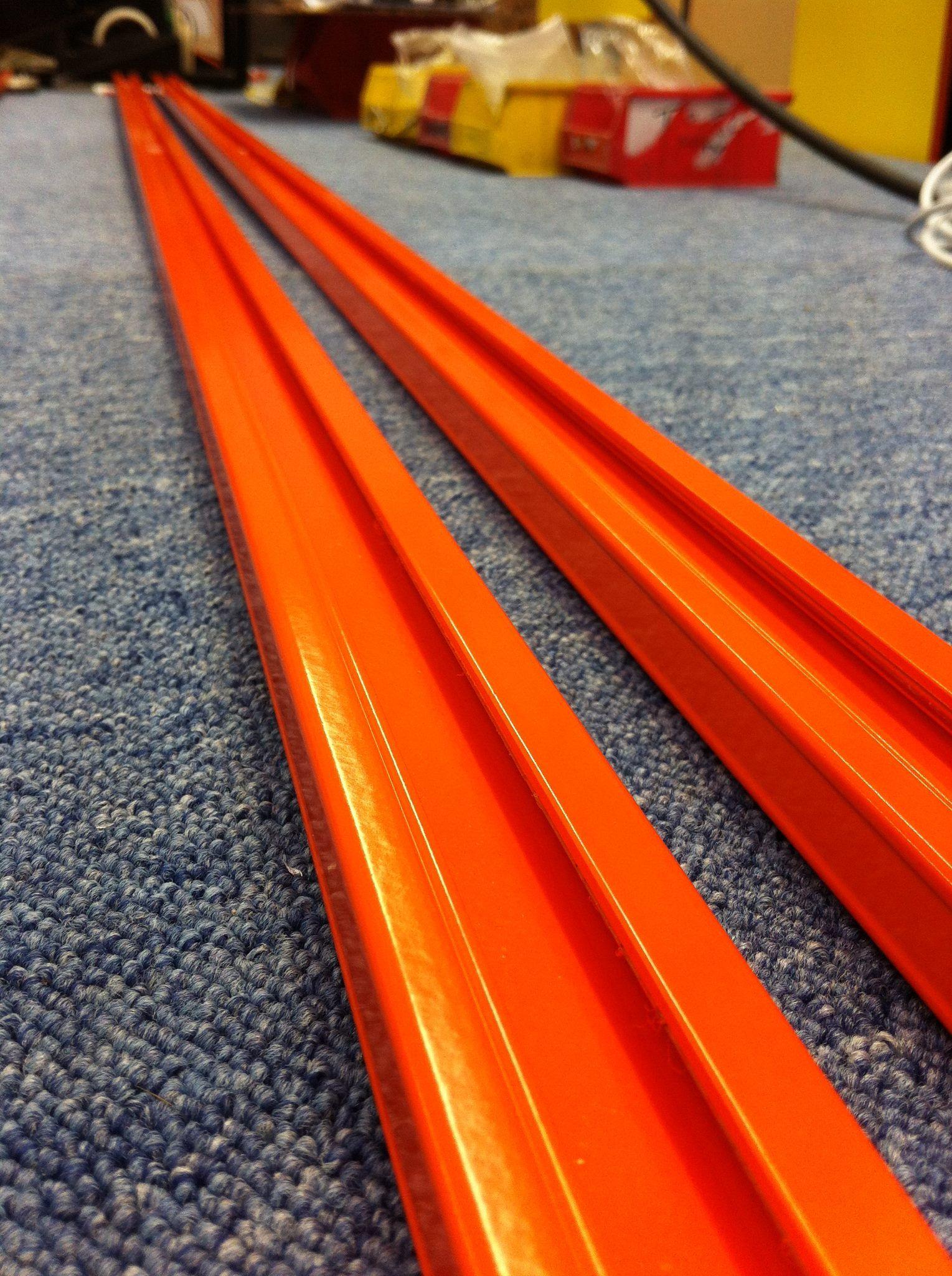 Illuma Lighting Posted This Photo Of Orange Track