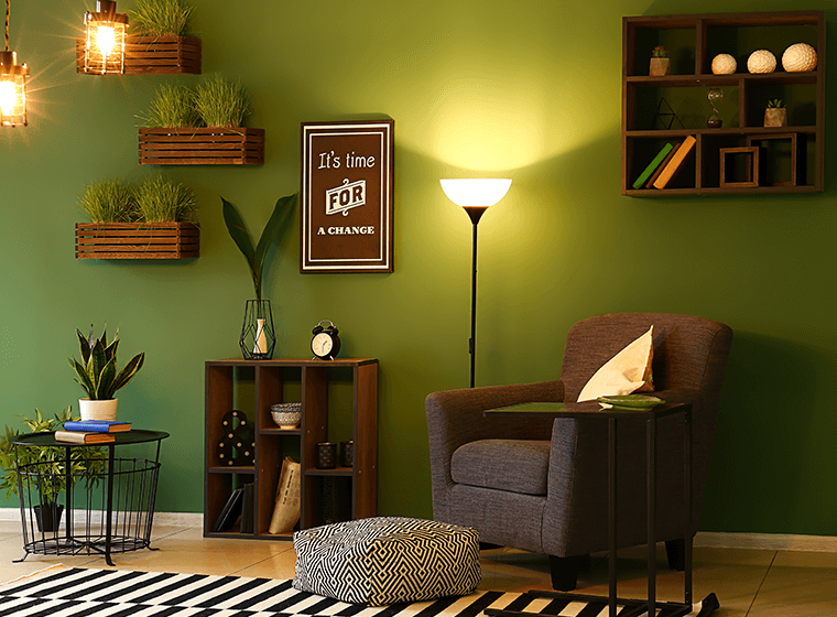 Create The Perfect Olive Green Living Room Wow 1 Day Painting Green Living Room Decor Green Walls Living Room Color Palette Living Room