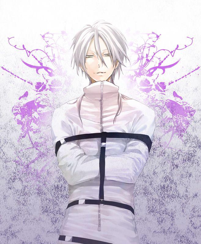 Makishima In A Straight Jacket Hes Just Sooooo Amazingly