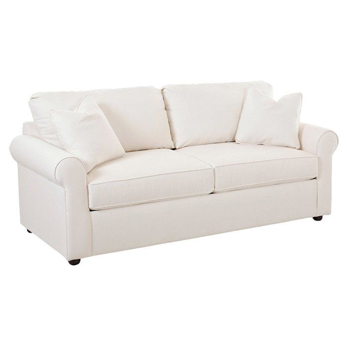 "Klaussner Furniture Hanover 82"" Sleeper Sofa"