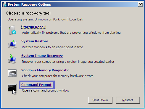 Howto Repair Windows 7 Install After Replacing Motherboard Dowd