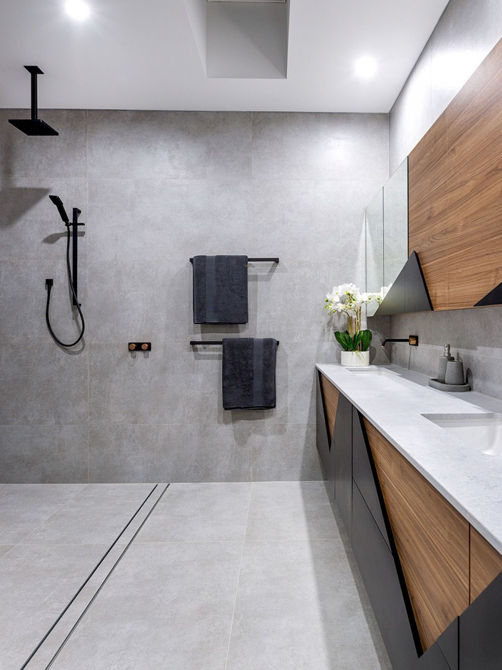 Your Bathroom Beautiful With The Best Accessories Of Minimalist Bathroom Minimalist Bathroom Design Bathroom Design Minimalist Bathroom Minimalist bathroom model size