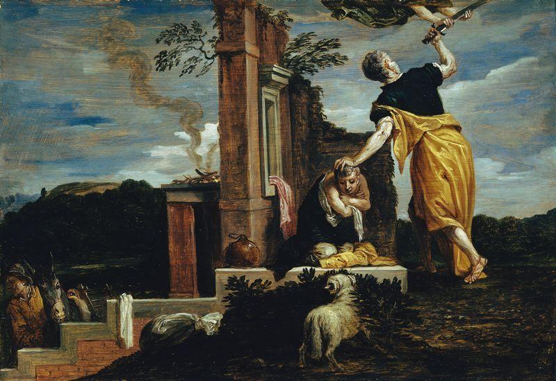 Abraham S Sacrifice Of Isaac Museos Sacrificios Y Biblia