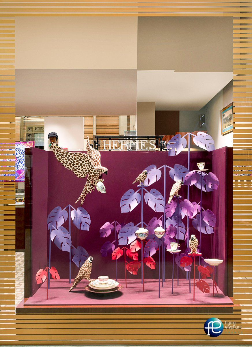 Hermes Manama Bahrain Middle East Some Birds Are Not
