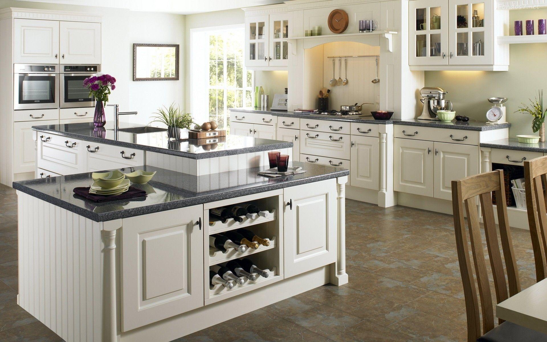 Cocinas modernas33 | COCINAS | Pinterest | Piso de ceramica, Colores ...