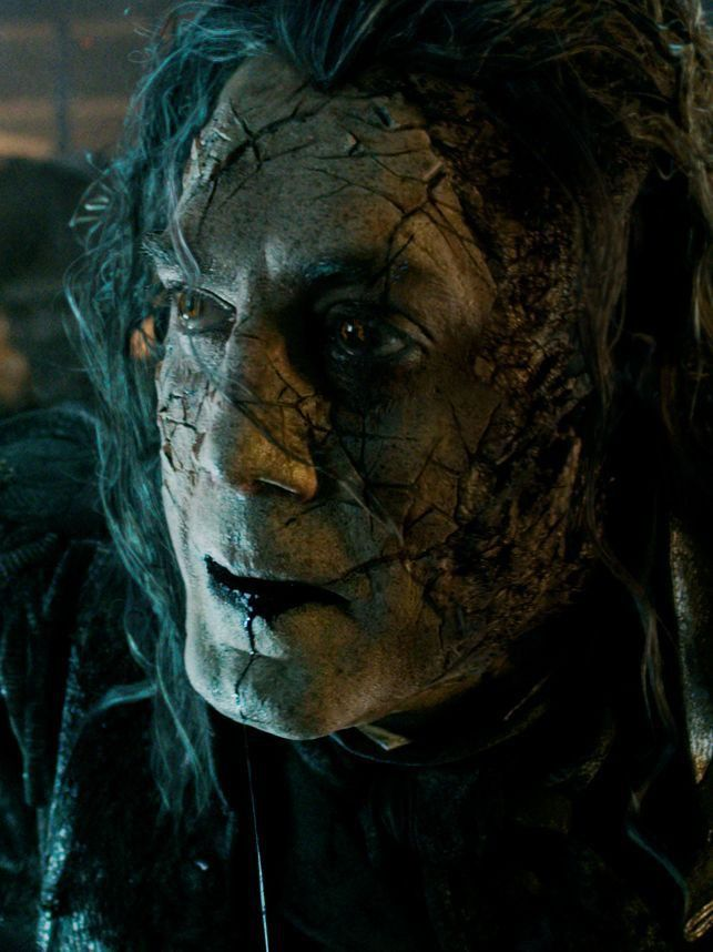 Pirates Of The Caribbean Baddie Javier Bardem Ranks His Villain Roles Usa Today Pirates Of The Caribbean Pirates Captain Salazar