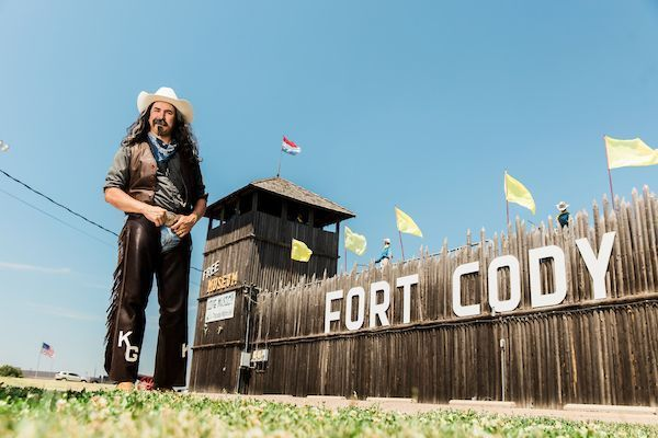 The new #BuffaloBill at #NorthPlatte's #FortCodyTradingPost