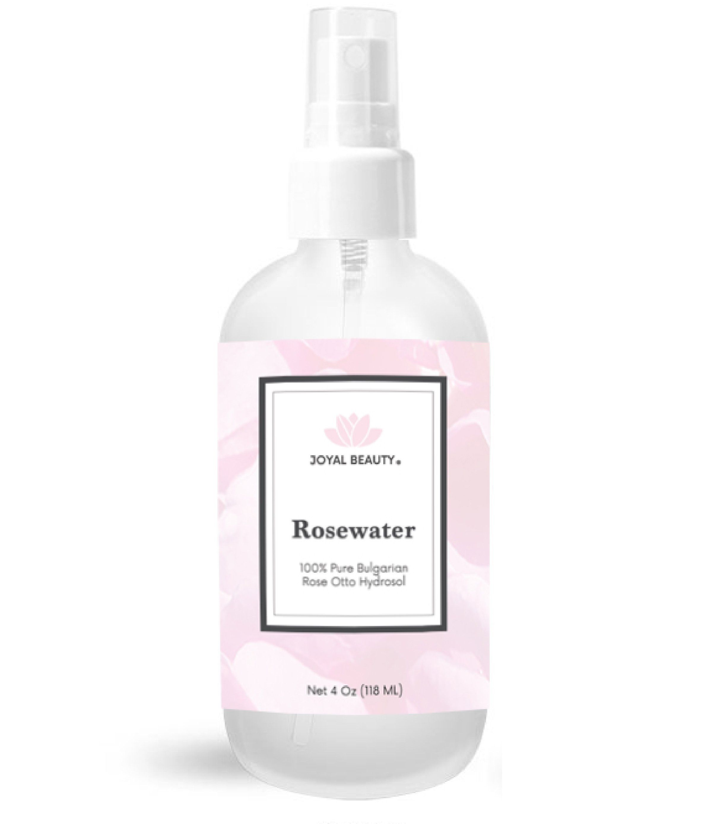 Luxurious 100 Pure Rose Water Organic Bulgarian Rose Otto Hydrosol Joyal Beauty In 2020 Best Hydrating Toner Hydrating Toner Rose Otto
