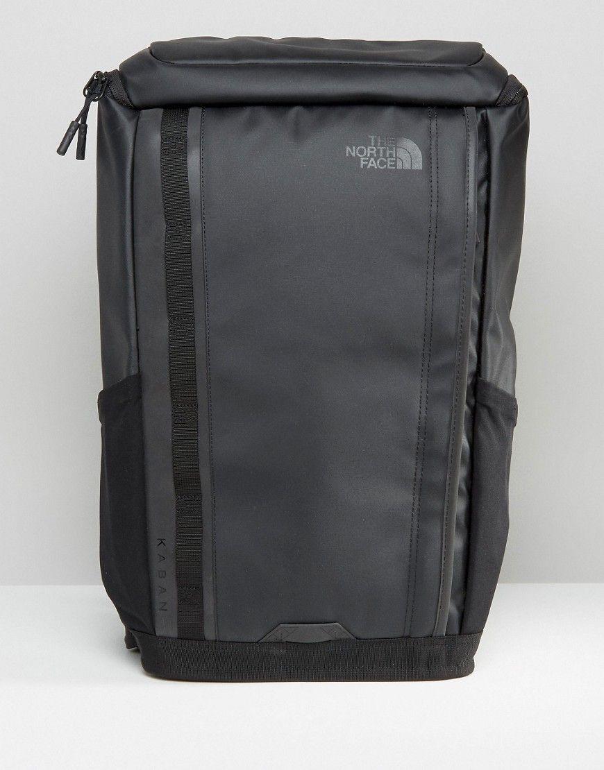 25cdaf090c The North Face Base Camp Kaban Backpack In Black | backpacks | Pinterest