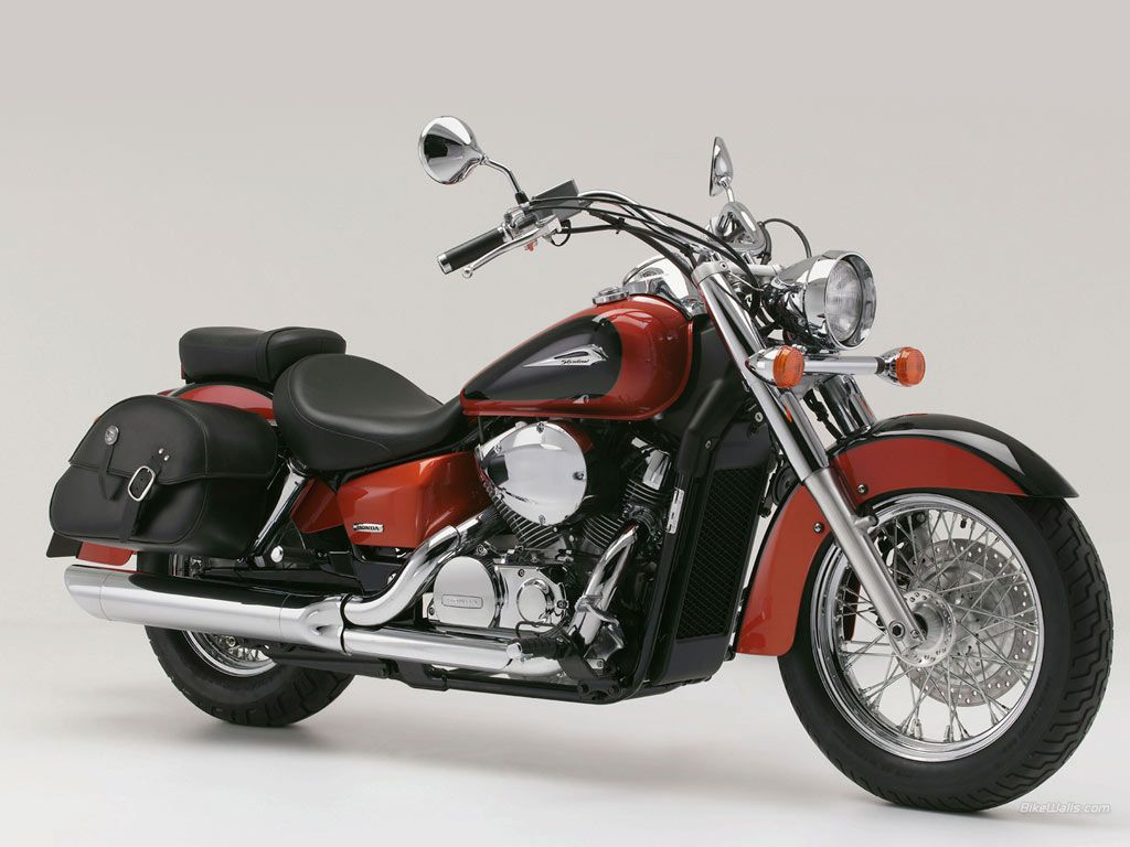 Honda Shadow 750 Aero (2006) like my bike! | My Style | Pinterest ...