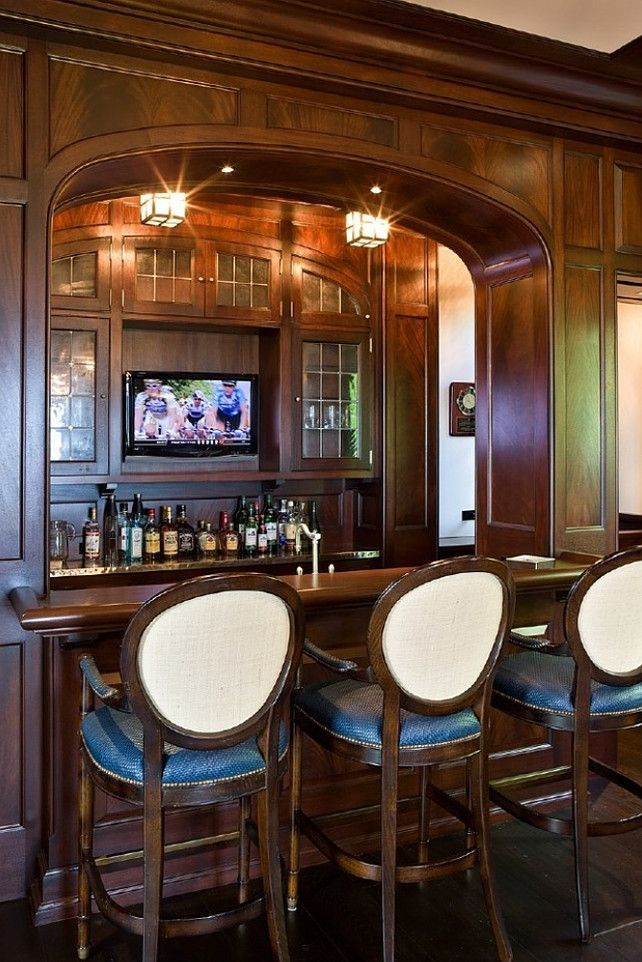Great Home Design Ideas: 50 Stunning Home Bar Designs - Style Estate -