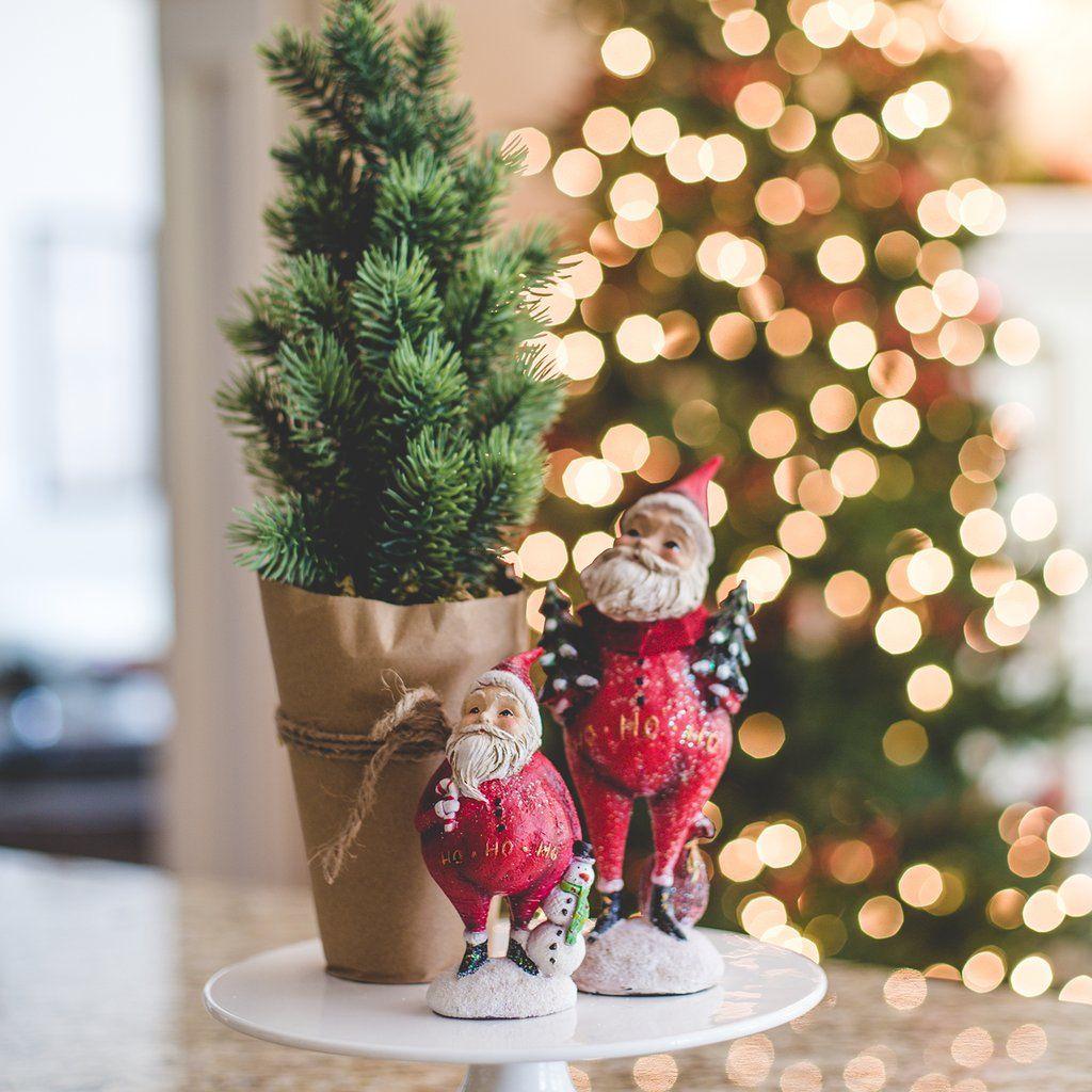 Traditional Christmas Box 3 Piece