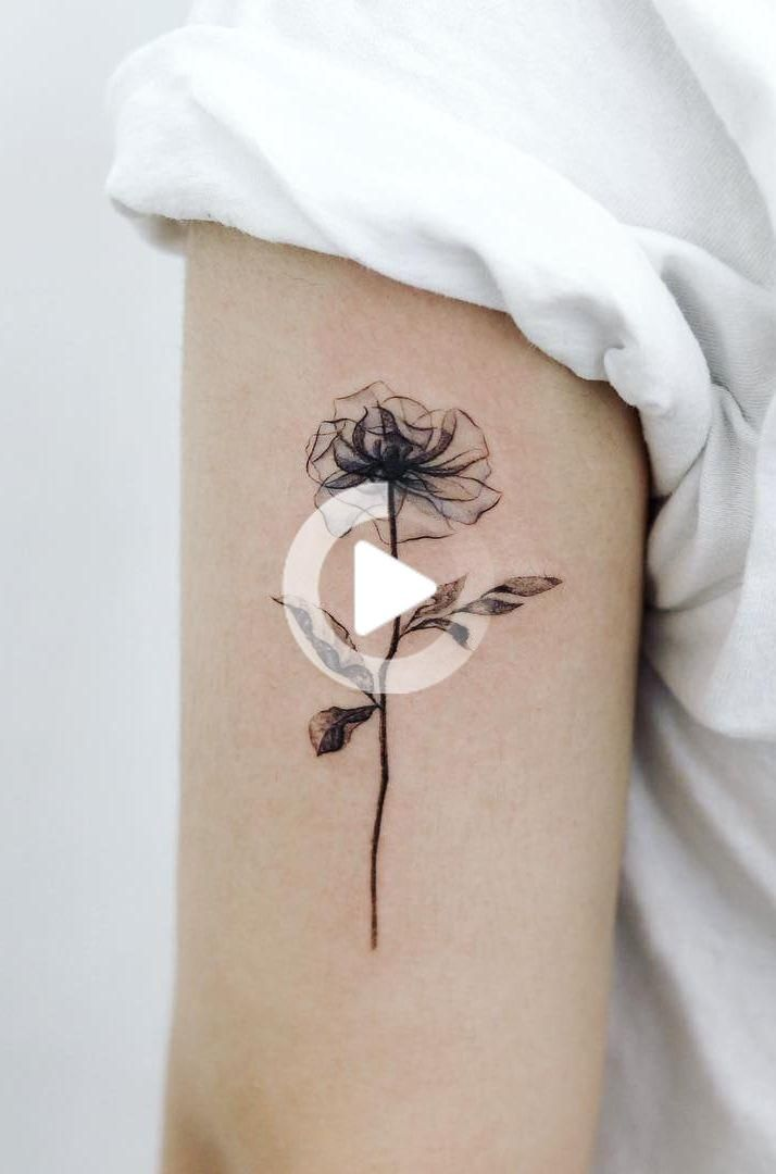 Feed Your Ink Addiction With 50 Of The Most Beautiful Rose Tattoo Desi