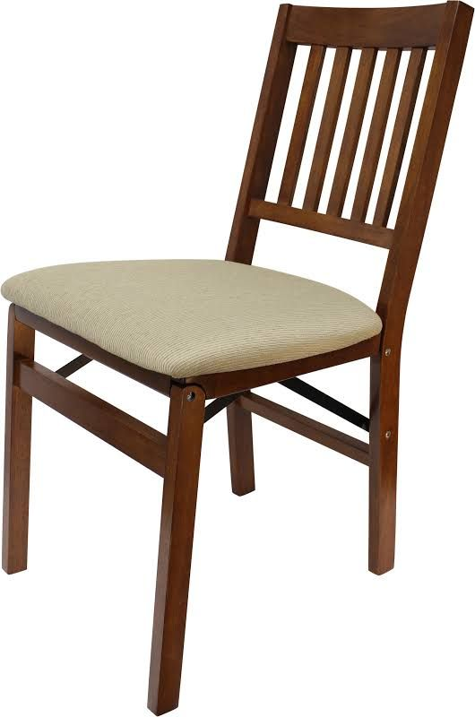 costco wooden folding chairs childrens chair stakmore at 29 99 furniture