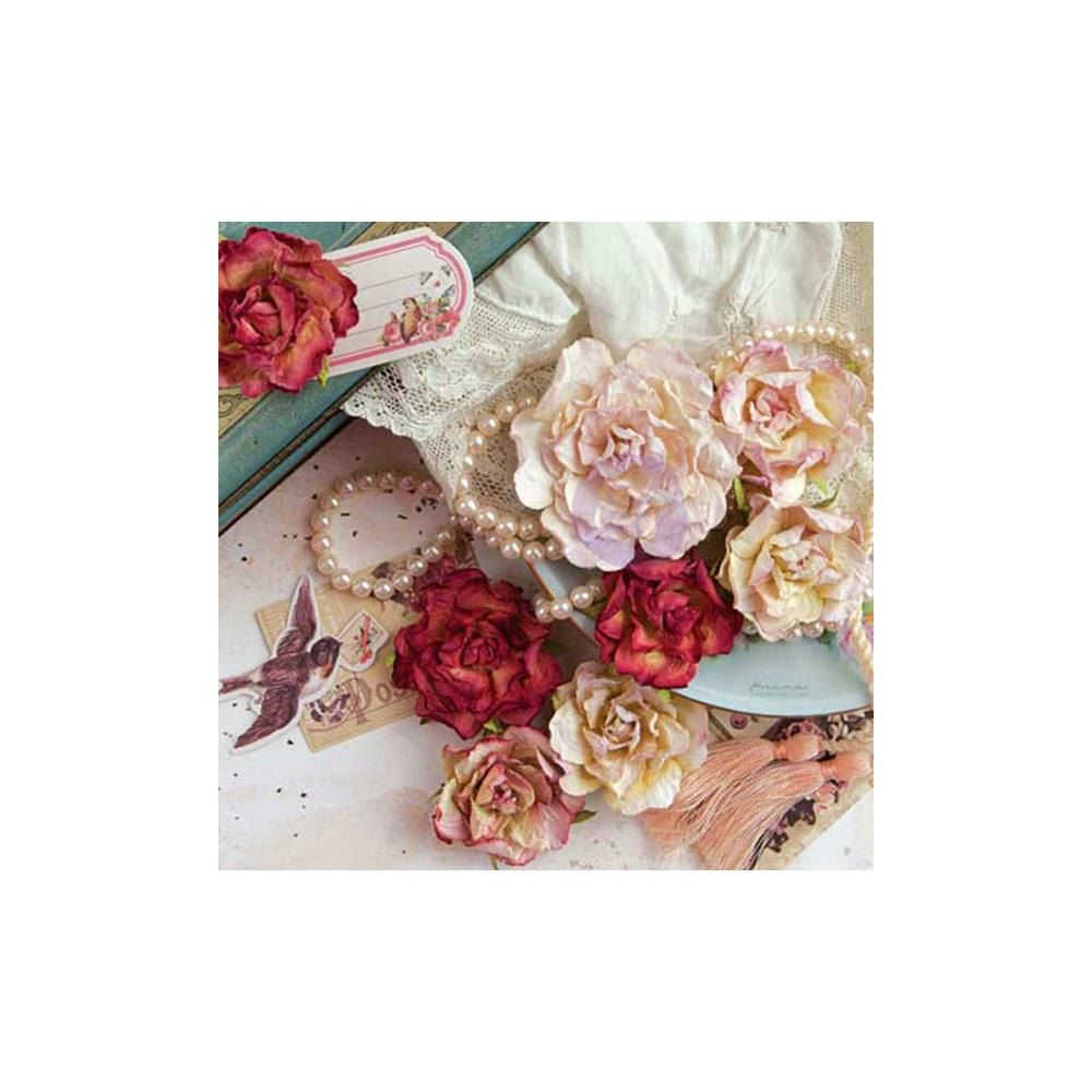 Victorian paper flowers prima tales of you and me prima flowers victorian paper flowers prima tales of you and me prima flowers mauve flowers mightylinksfo