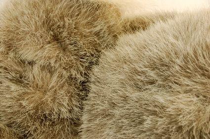 How To Make A Fur Muffler Repurposing Fur Pinterest