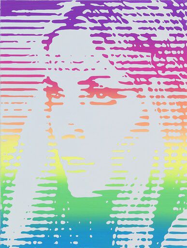 Richard Phillips, Rainbow Sharon II