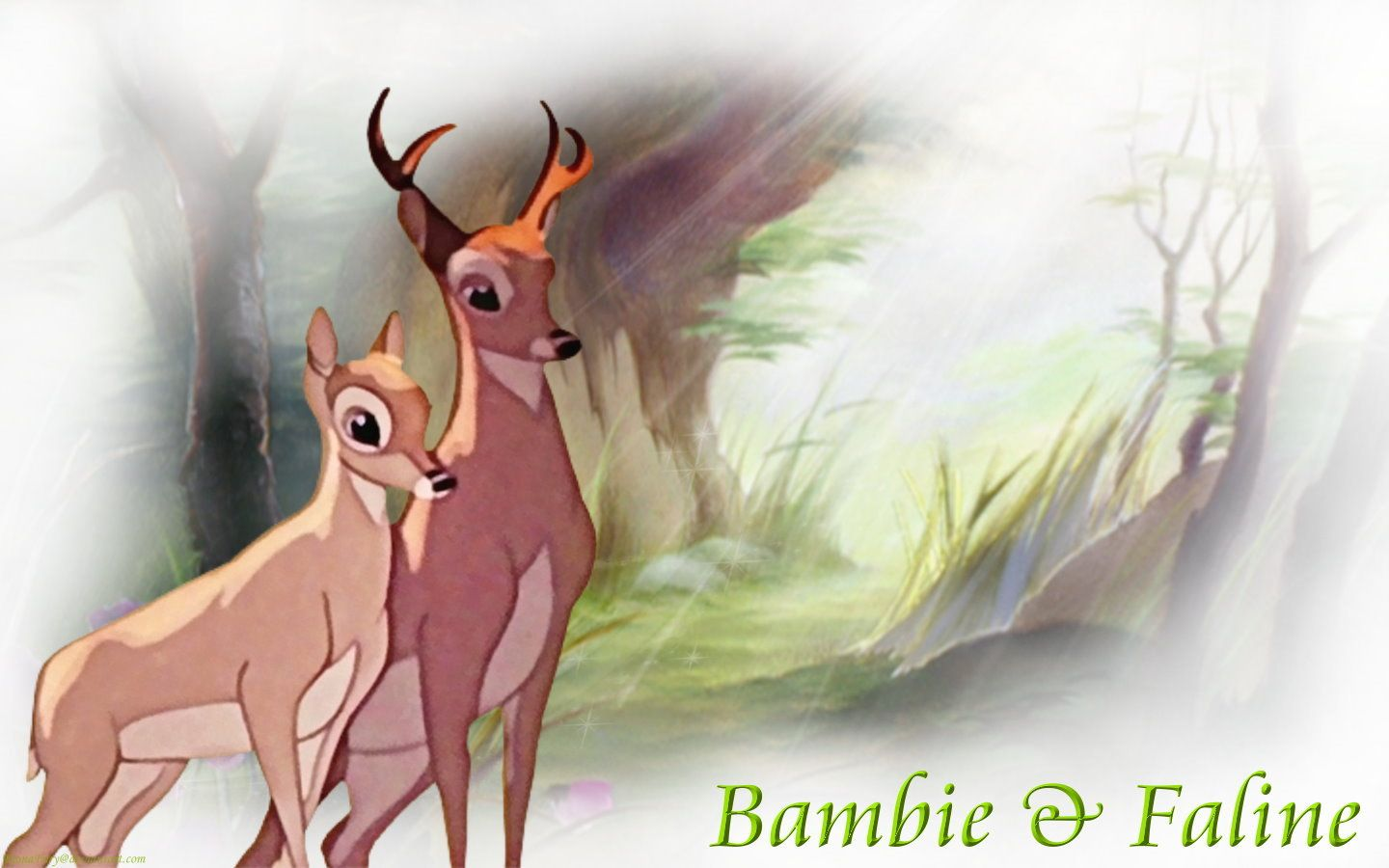Bambi background information; feature films: bambi the rescuers ...