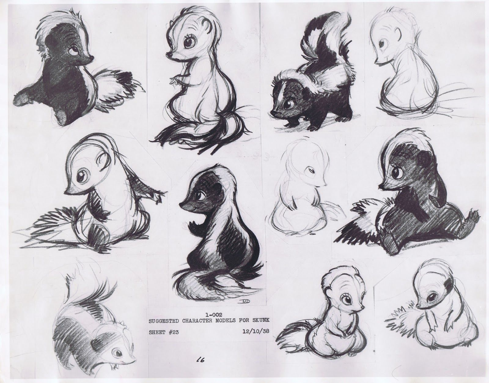12 best skunks images on pinterest skunks animals and drawings