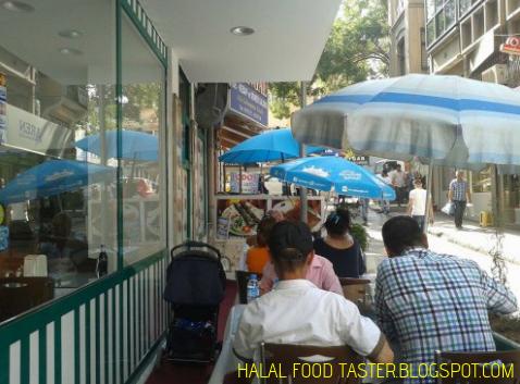 Oz Konyali Mevlana Lokantasi Ulus Ankara Halal Food Taster Halal Recipes Halal Ankara