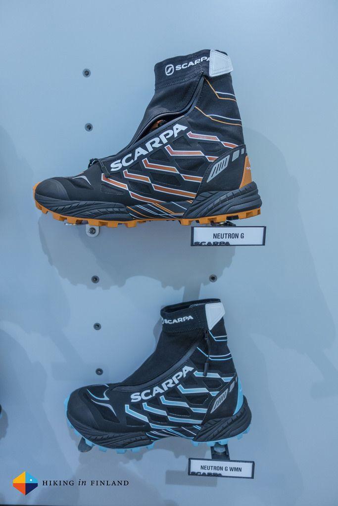 Scarpa Neutron G Hendrik Morkel | Scarpa Schuhe | Scarpa
