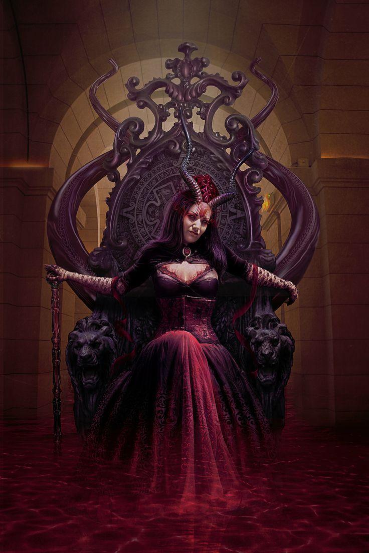 Blood Zodiac - Capricorn by vasylina