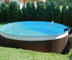 Stahlwand Rundpool | 123swimmingpool U2013 So Einfach Können Sie Ihren  Swimmingpool Selbst Bauen