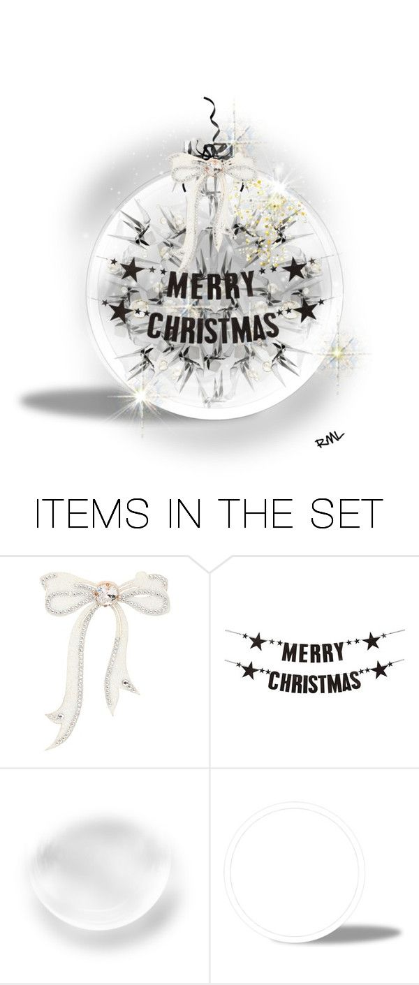 """""""Christmas Ornament"""" by reggiano ❤ liked on Polyvore featuring art and 155"""
