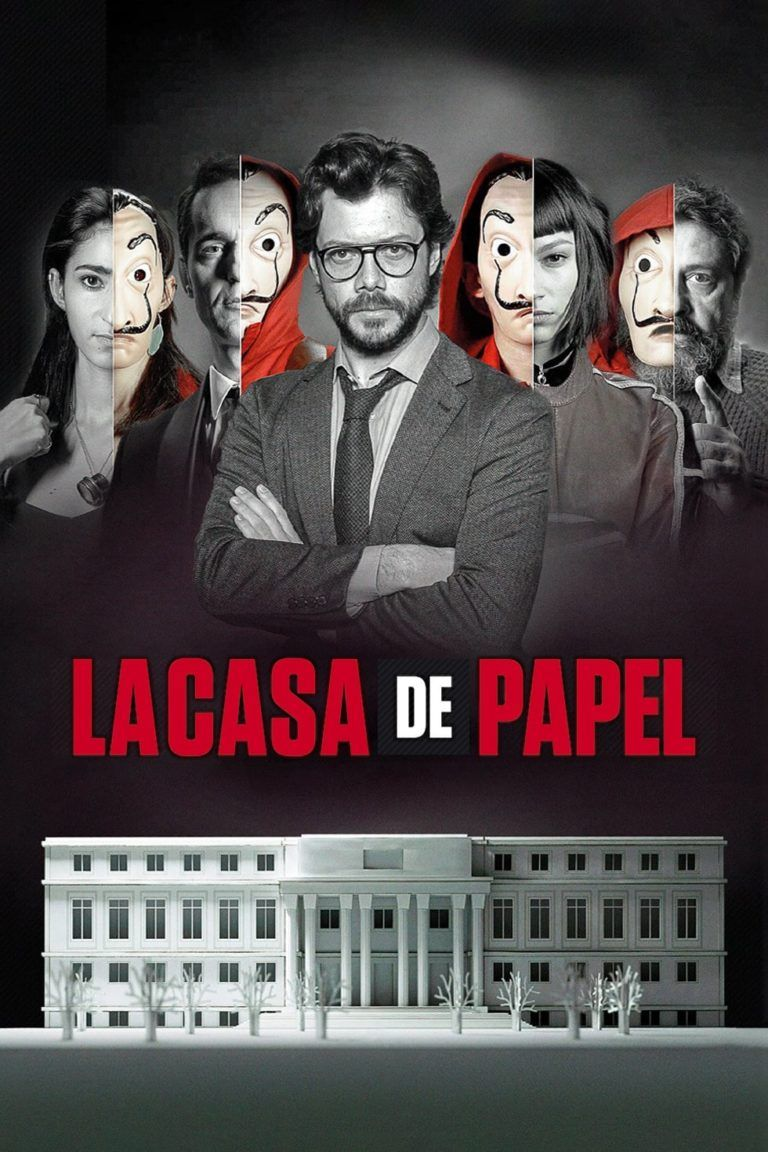 La Casa de Papel saison 3, la bande annonce enfin dévoilée ! | La casa de papel, Cinema em casa