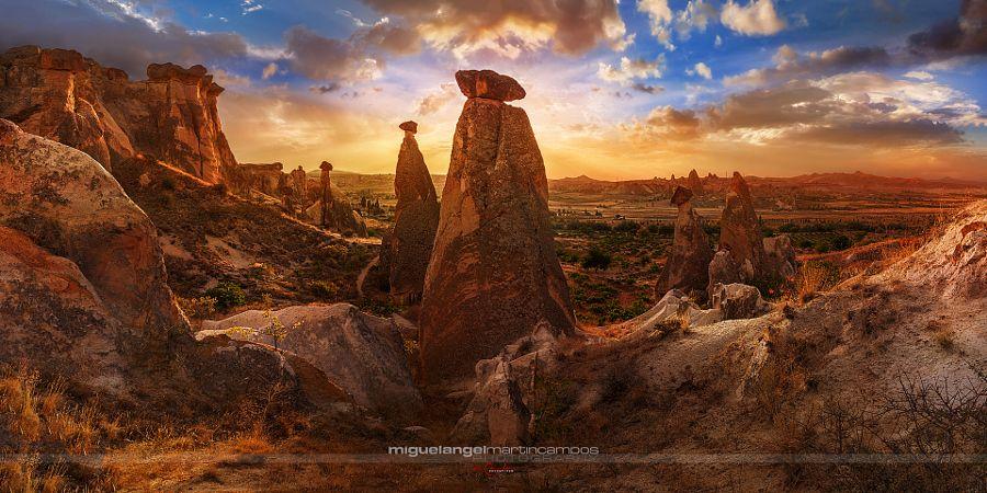 Capadocia by Miguel Angel Martín Campos #xemtvhay