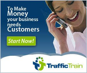 Open a new account with TrafficTrain for your website today and they'll give you $10 in new leads for FREE! https://secure.traffictrain.com/?aff&a=cli&hc=39dfc9ffd3253c48c9af5dd55c4b3e4b4b5e6229