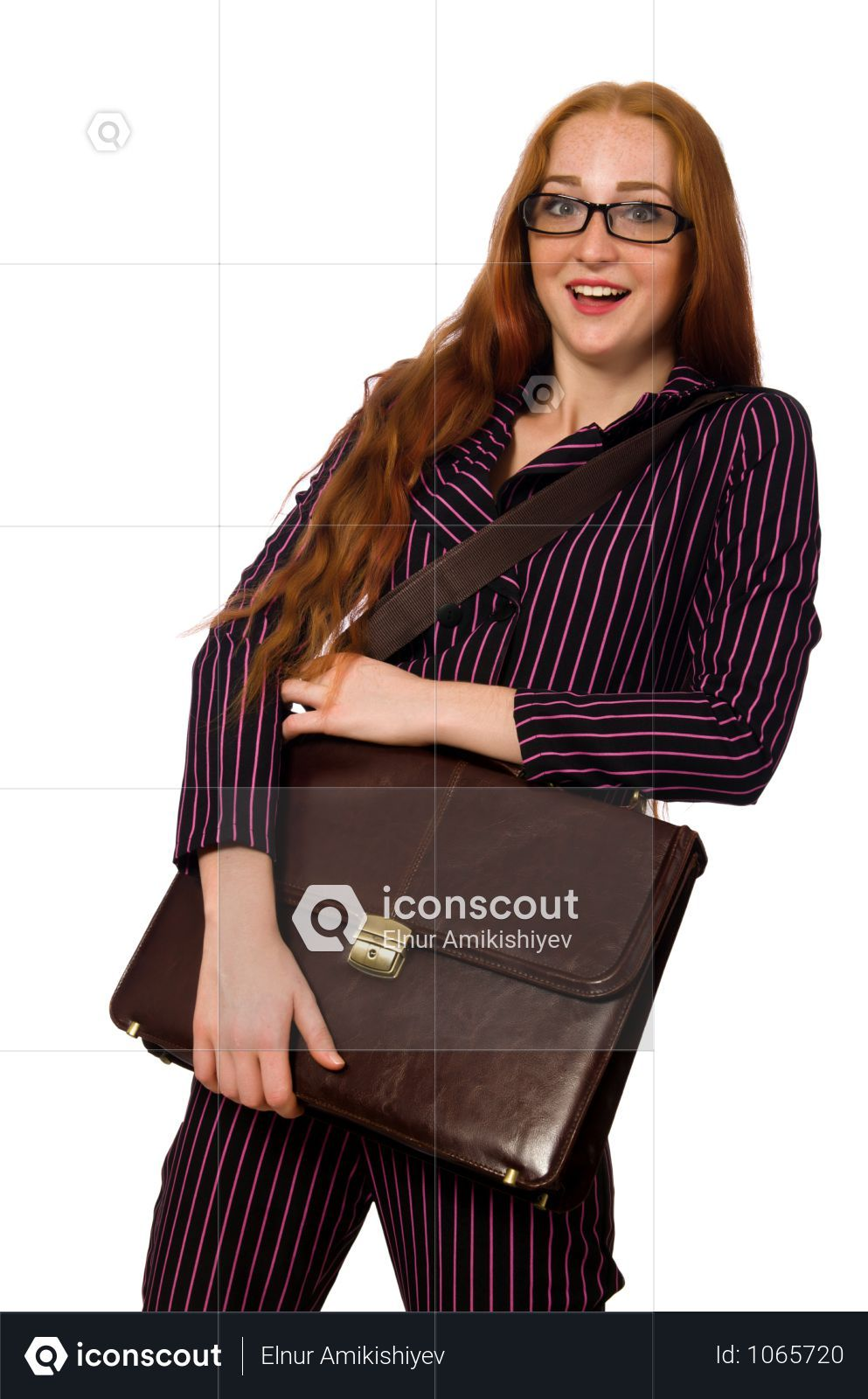 Woman Businesswoman Concept Isolated White Background Photo White Background Photo Business Women Business Photos