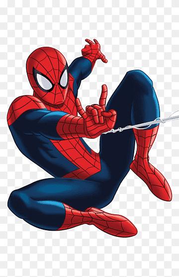 Spiderman Illustration Marvel Universe Ultimate Spider Man Iron Man Comic Book Spider Man Comics Hero Iron Man Comic Books Spiderman Cartoon Iron Man Comic