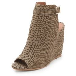 Joie Windsor Wedge Sandals - Gravel - product - Product Review