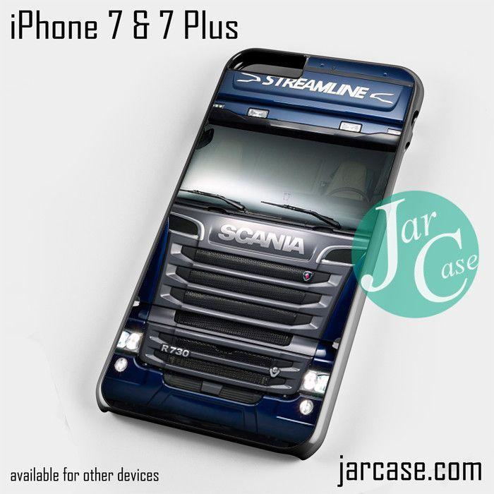 coque scania iphone 8 plus