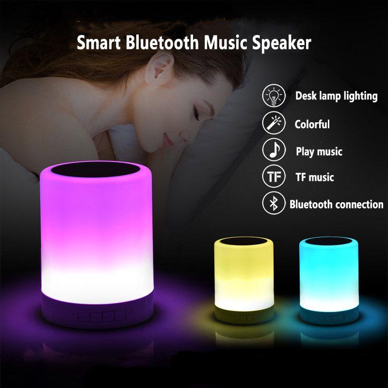 Image result for smart lamp with speaker