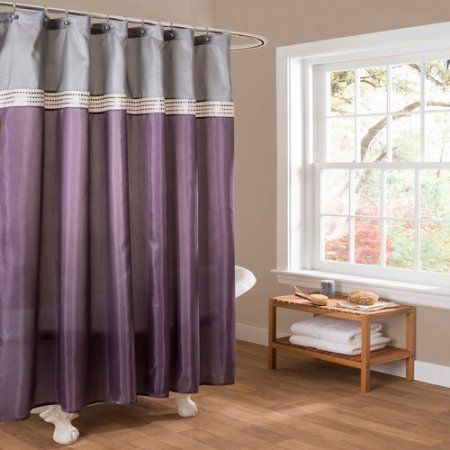 Home Curtains Fabric Shower Curtains Decor