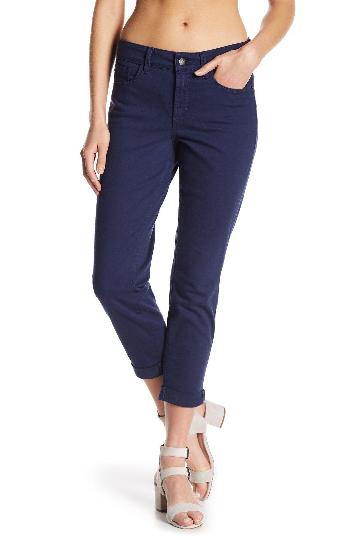 Nydj Alina Convertible Ankle Jeans Regular Petite Nordstrom Rack Casual Dresses