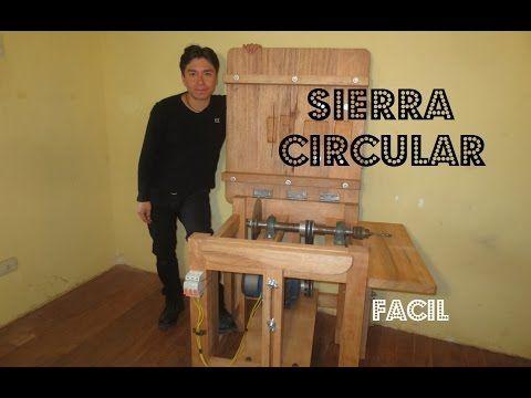 Como hacer una sierra circular de madera paso a paso for Como hacer una zapatera de madera paso a paso