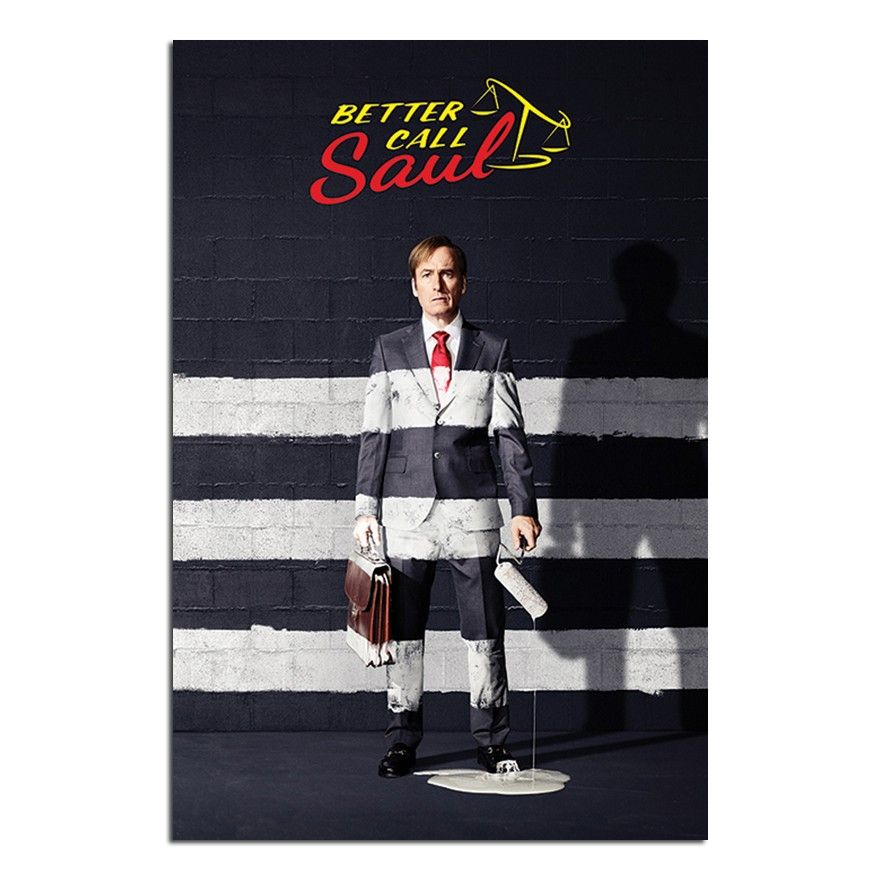Better call saul paint poster iposters better call