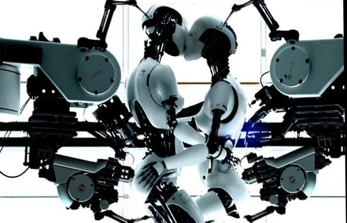 Chris Cunningham Robot Bjork All Is Full Of Love Bjork Bjork