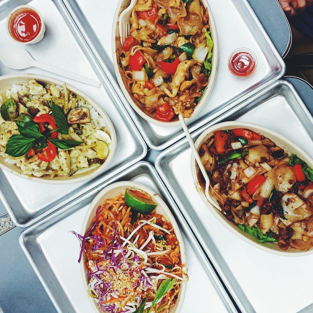 Crush craft thai street food food thai street food