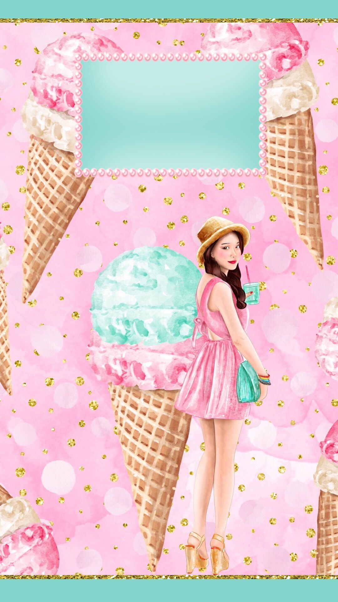 Pin by Kween541 on Wallpapers Fashion wallpaper, Great