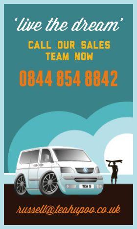 Teahupoo VW T5 Camper Van Conversion Specialists