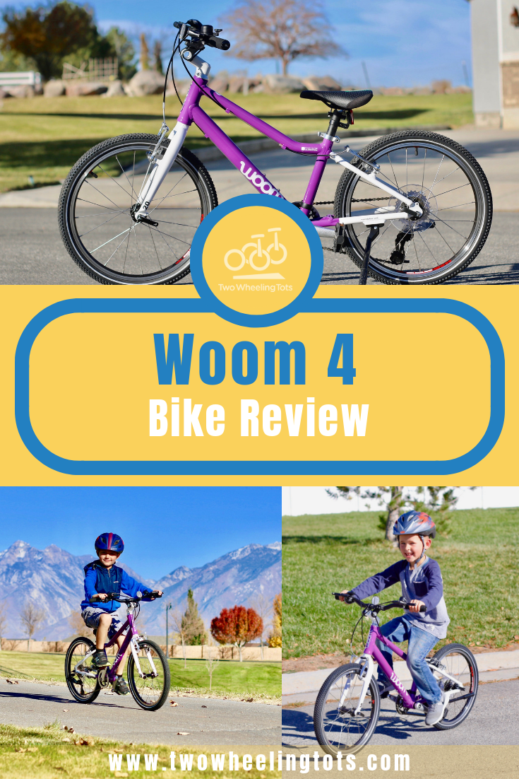 Woom 4 Review Why It S Our Favorite All Around 20 Inch Bike With