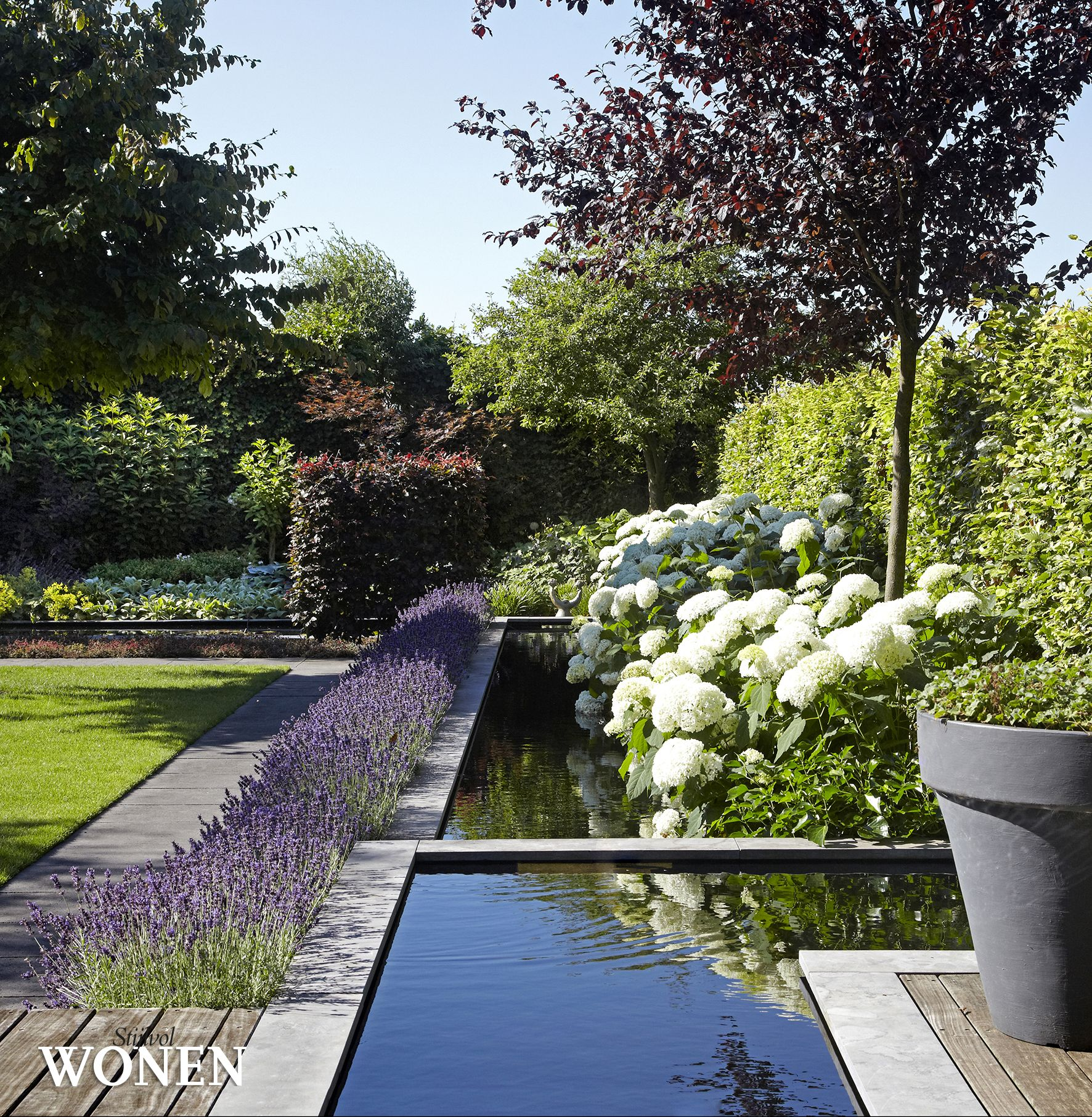 Gärten vorgärten wasserspiele hofgärten weiß gärten schöne gärten garten ideen hortensien garden features